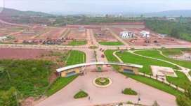 5 Marla plots for Sale in Islamabad Cda Sector with installment plan