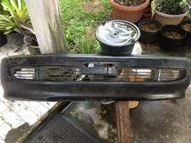 Bemper LGX th 2000-2002 Bahan