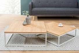 Meja tamu meja tamu sofa meja ruang tunggu meja modern