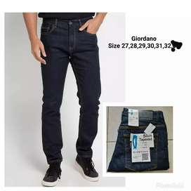 Celana Jeans Pria / Celana Jeans Pensil Street