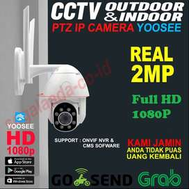 CCTV Online IP Camera PTZ WiFi Full HD 1080P Real 2MP Outdoor Smart IP