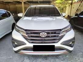 Toyota Rush Trd S Automatic Matic Putih 2018