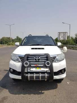 Toyota Fortuner 4x2 Automatic, 2012, Diesel
