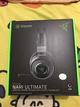 Headset Razer Nari Ultimate BNIB Masih ke Segel