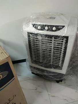 Almost new room cooler for sale with warranty
