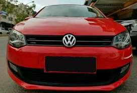 Volkswagen Polo 2013 1.4 condition bagus