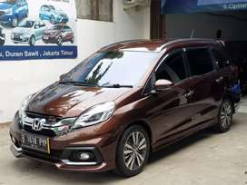 Honda Mobilio RS AT Thn 2016 TDP 8 Jt AC Digital Great Condition