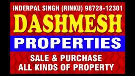 200y plot for sale pakhowal road area