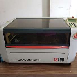 Jual Mesin laser Gravograph LS 100