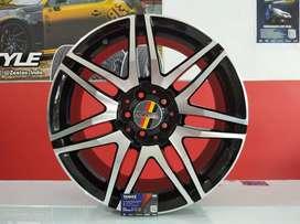 Velg Mobil Mercy, Chairman, Xpander, HRV dll Ring 18 HSR ROSTOCK 7DS