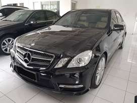 Mercedes-Benz E300 Avantgarde A/T 2012