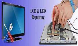 All Types of LCD/LED Monitor Repairing