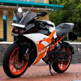 2020 KTM RC 200 ABS FOR SALE