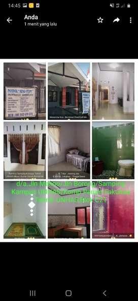 Disewakan Rumah Kos 4 kamar di Fakultas Teknik Unhas