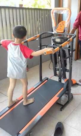 Treadmill manual fammax 50 dptogathasport