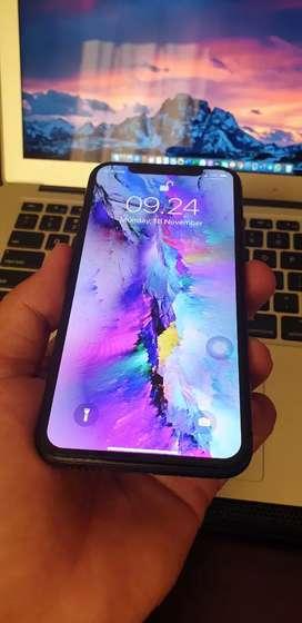 IPhone X 64gb like New, 1st hand, mulus jarang pakai