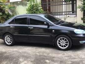Dijual mobil altis type G tahun 2008 dengan kondisi mulus