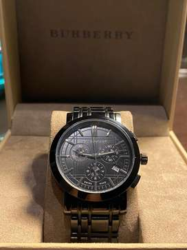 Burberry watch for men.