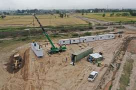 7 Marla Oversease  Plot for sale in Lahore Smart City