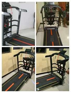 Termurah baru treadmill elektrik  4 fungsi tl 615