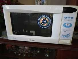 Samsung microwave oven touch