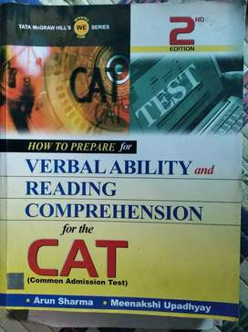 Verbal ability reading comprehension