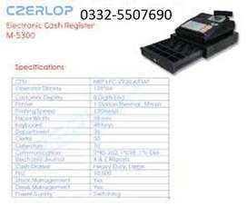 Billing Electronic Cash Register Machine German Brand