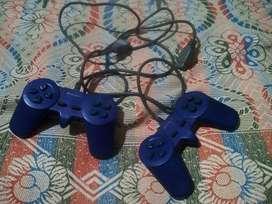 Video games joysticks