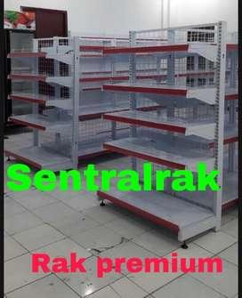 Rak gondola termurah indonesia supermarket minimarket