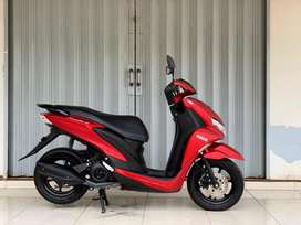 Yamaha freego tipe S tahun 2020 gress