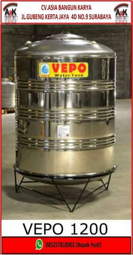 Tandon Stainless Steel VEPO 1200 L