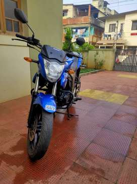 Bike in full condition n with new radial tire