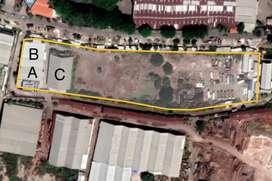 Murah Tanah Kavling Gresik Strategis Gudang Luas Kebomas Pelabuhan