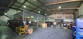Dijual gudang Pabrik dalam Kawasan Industry MM2100, Cibitung Bekasi