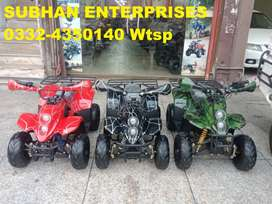 Bright Color Collection Atv Quad 4 Wheels Bike Deliver Gujrat ,Pindi