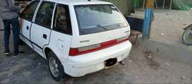 CULTUS -  Well maintained family used 10/10 car, smooth engine & drive