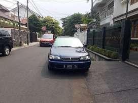 Toyota corolla 1.8 SEG manual biru metalik