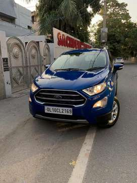 Ecosport 2018 for sale in excellent condition