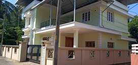 CHERUR, Thrissur, 5.5 cent, 2300 sqft, 4 BHK, 85 Lakh Negotiable
