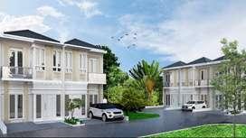 Rumah mewah super megah, Adipati Residence Ciputat
