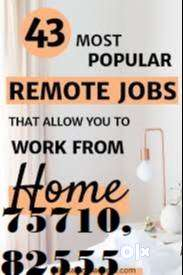 Back office executive / work from home 0