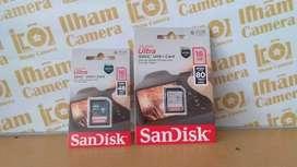 Sandisk ultra 16gb speed 80mbps