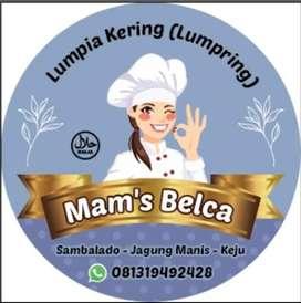 Lumpring (lumpia kering)