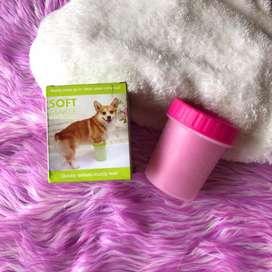Sikat Bulu Anjing / Soft Gentle Silicone Bristles