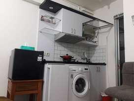 Disewakan 2 Badroom Full Furnished Apartemen Bassura City Basura