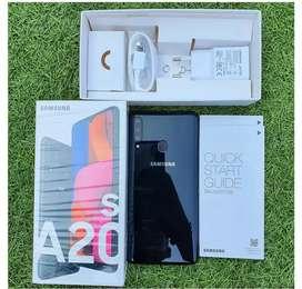Samsung galaxy A20s 3gb/32gb