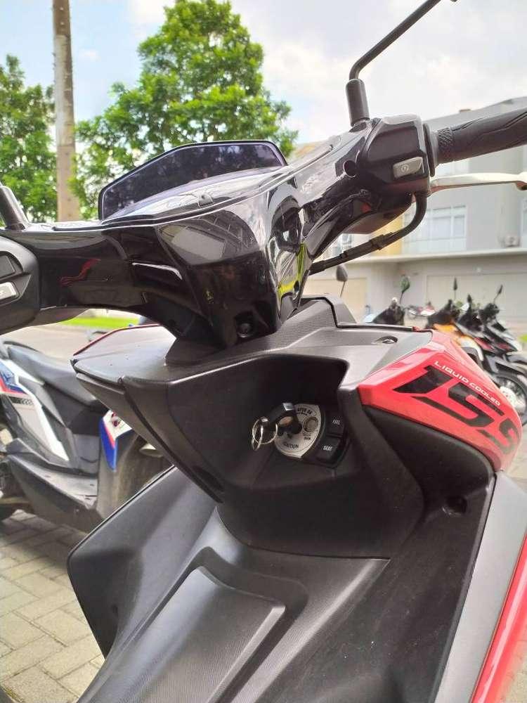 JUAL MURAH | Yamaha AEROX 155 Thn 2019