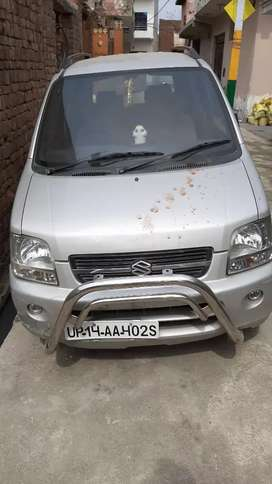 Maruti Suzuki Wagon R 2005 Petrol Well Maintained