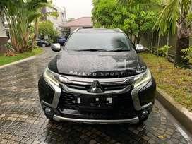 Mitsubishi Pajero dakar Rockford 2018 / Toyota fortuner
