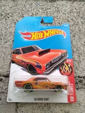 Hotwheels Dodge Dart